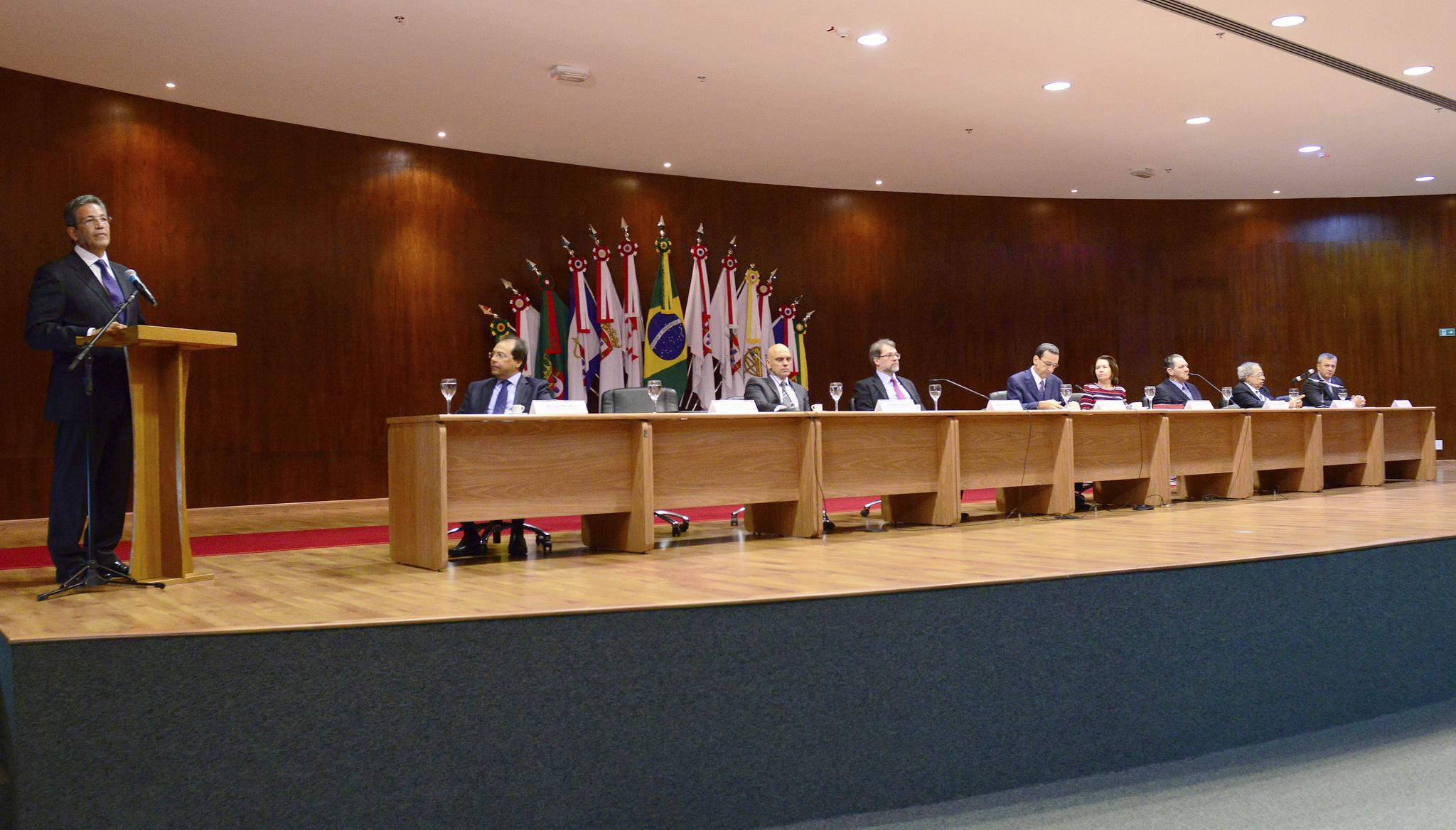 Ministro Mauro Campbell Marques é o novo corregedor-geral da Justiça Federal