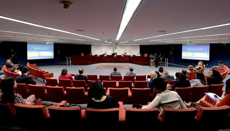 Conselho da Justiça Federal realiza encontro de Cortes Constitucionais e Programa Harmonia com a Natureza, da ONU
