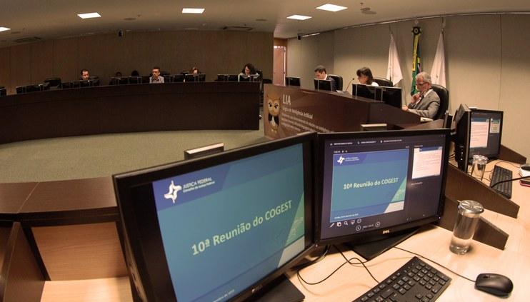 COGEST define estratégias do Poder Judiciário em sua 10ª reunião