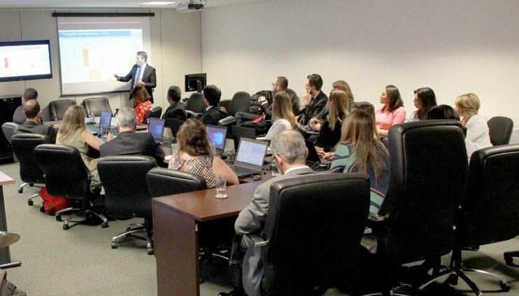 Reuniões dos Centros de Inteligência da JF apresentam resultados para a desjudicialização das demandas previdenciárias