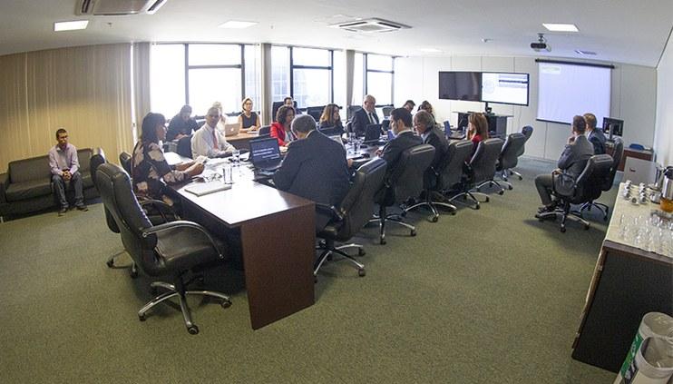 Grupo de Trabalho sobre Juiz de Garantias na Justiça Federal se reúne no CJF