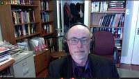 Colin Bennett, professor da Universit of Victoria, no Canadá, e um dos keynotes do evento