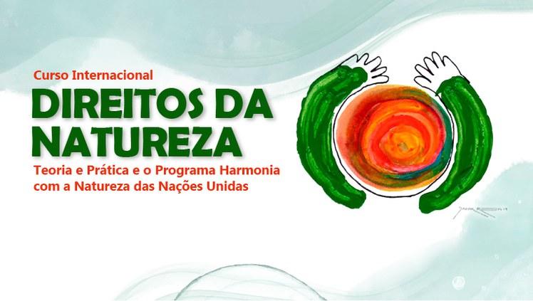 Inscrições para o curso internacional sobre direitos da natureza terminam no dia 19 de abril