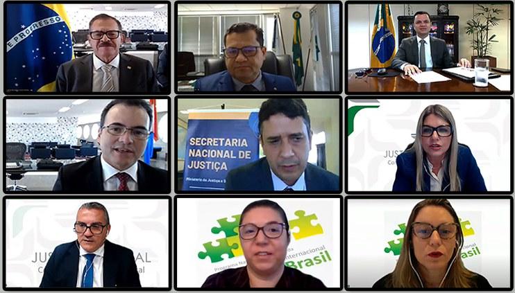 Papel das instituições na cooperação jurídica internacionalé debatido em ciclo de palestras