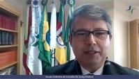 Desembargador federal Victor Luiz dos Santos Laus